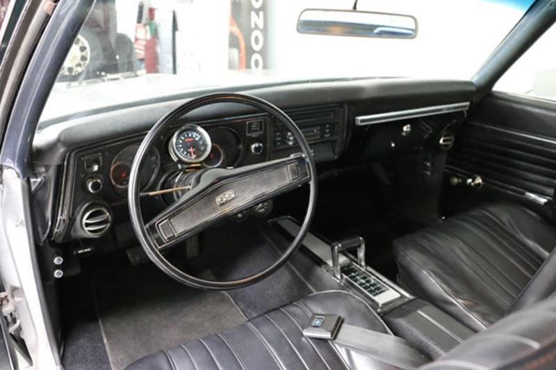 1969 Chevrolet Chevelle Malibu 15