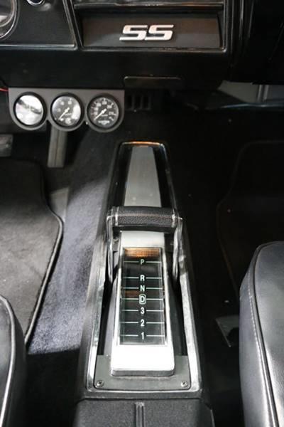 1969 Chevrolet Chevelle Malibu 21