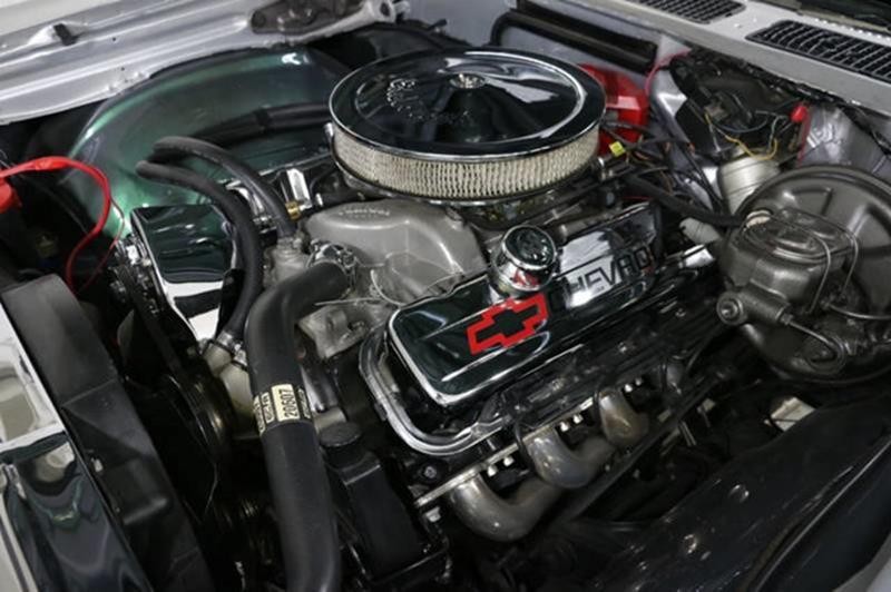 1969 Chevrolet Chevelle Malibu 37