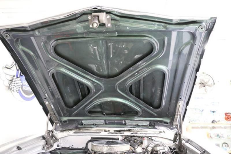1969 Chevrolet Chevelle Malibu 46