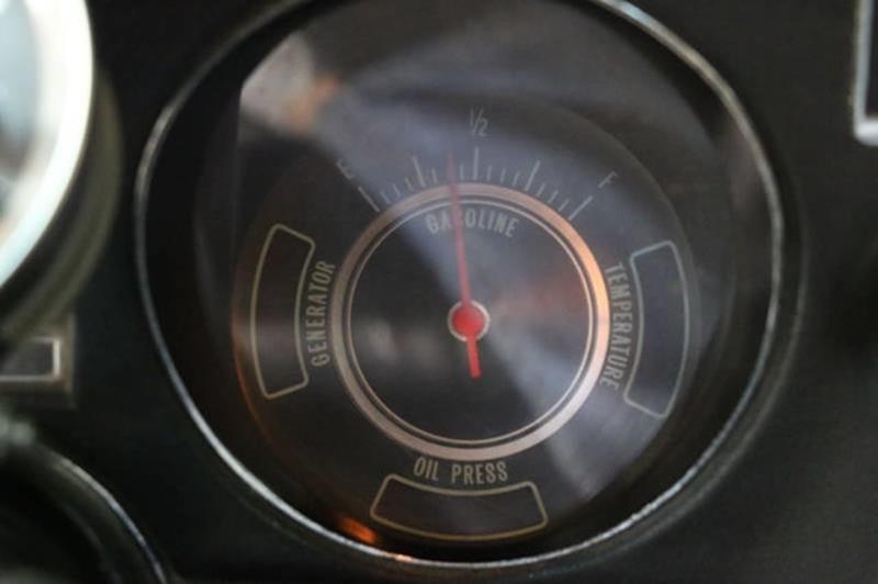 1969 Chevrolet Chevelle Malibu 26