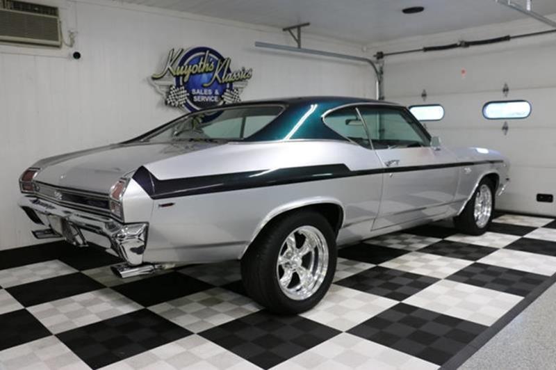 1969 Chevrolet Chevelle Malibu 49