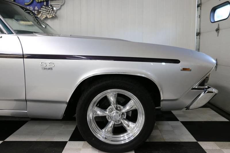 1969 Chevrolet Chevelle Malibu 54