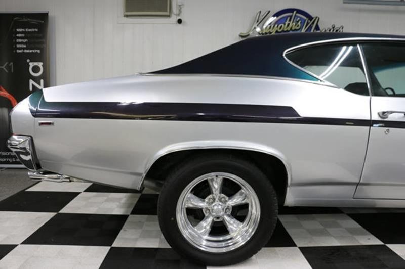 1969 Chevrolet Chevelle Malibu 57