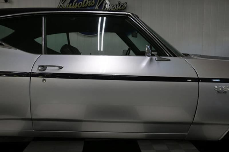 1969 Chevrolet Chevelle Malibu 56
