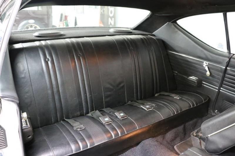 1969 Chevrolet Chevelle Malibu 61