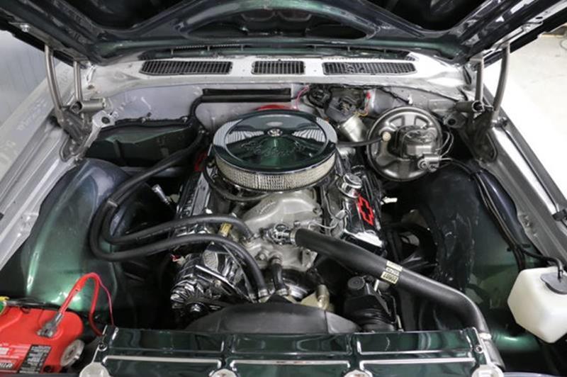 1969 Chevrolet Chevelle Malibu 36