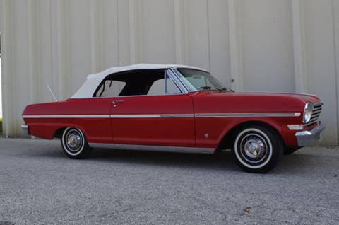 1963 Chevrolet Nova for sale in Calverton, NY