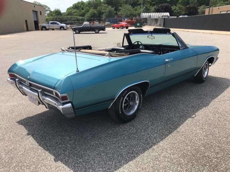 1968 Chevrolet Chevelle 2