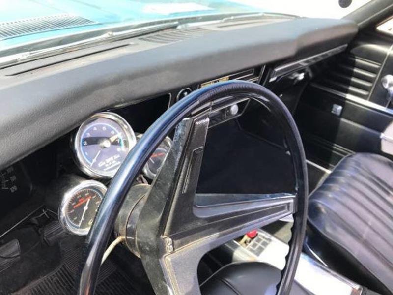 1968 Chevrolet Chevelle 13