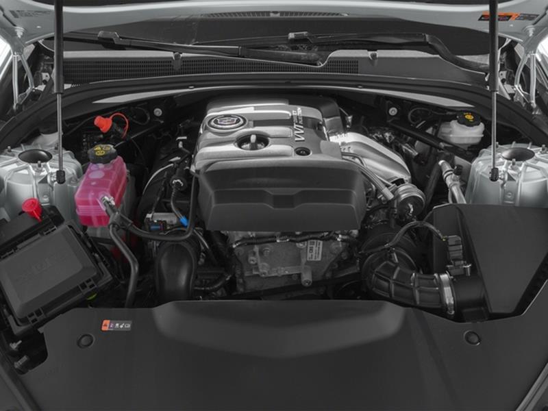 2014 Cadillac CTS 13