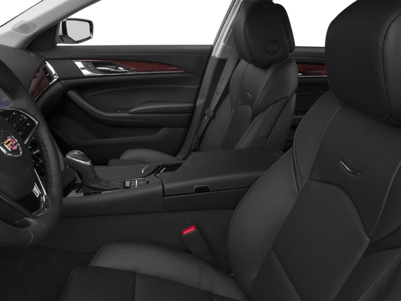 2014 Cadillac CTS 8