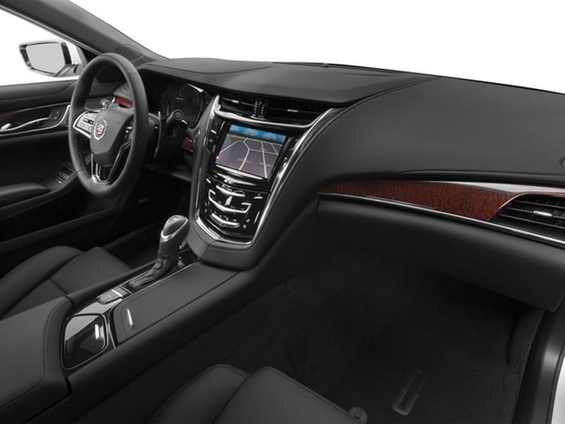 2014 Cadillac CTS 17