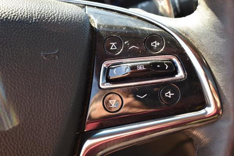 2014 Cadillac CTS 26