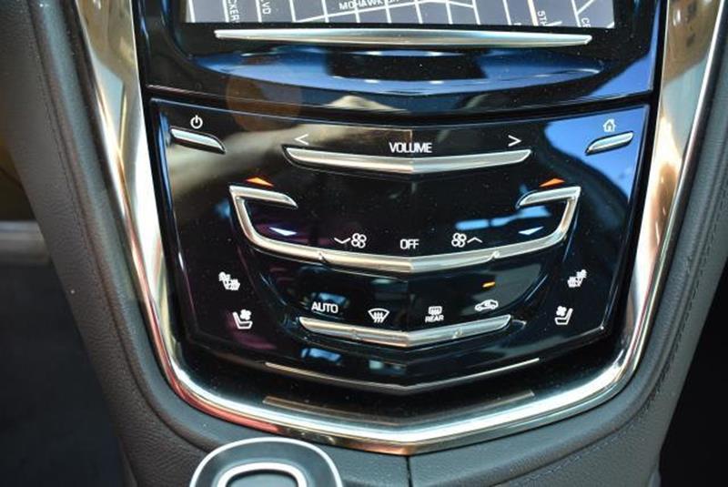 2014 Cadillac CTS 23