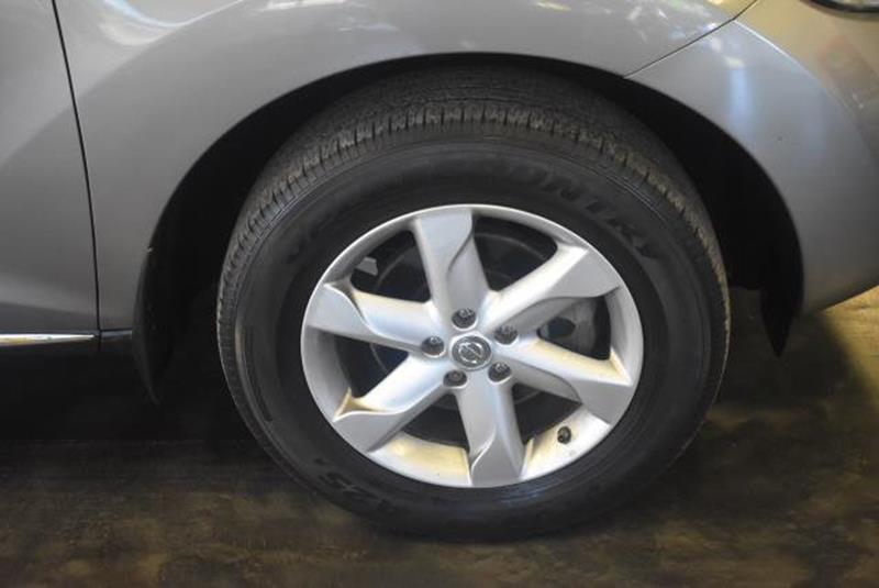 2010 Nissan Murano 7