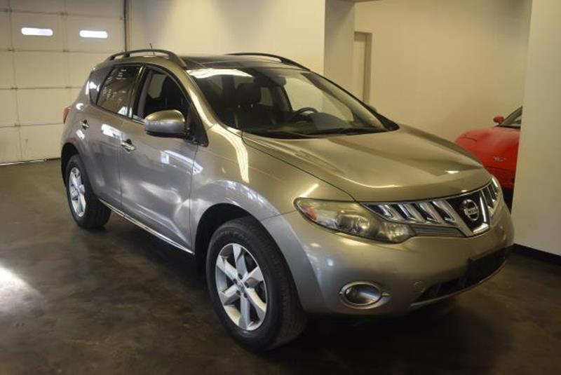 2010 Nissan Murano 4