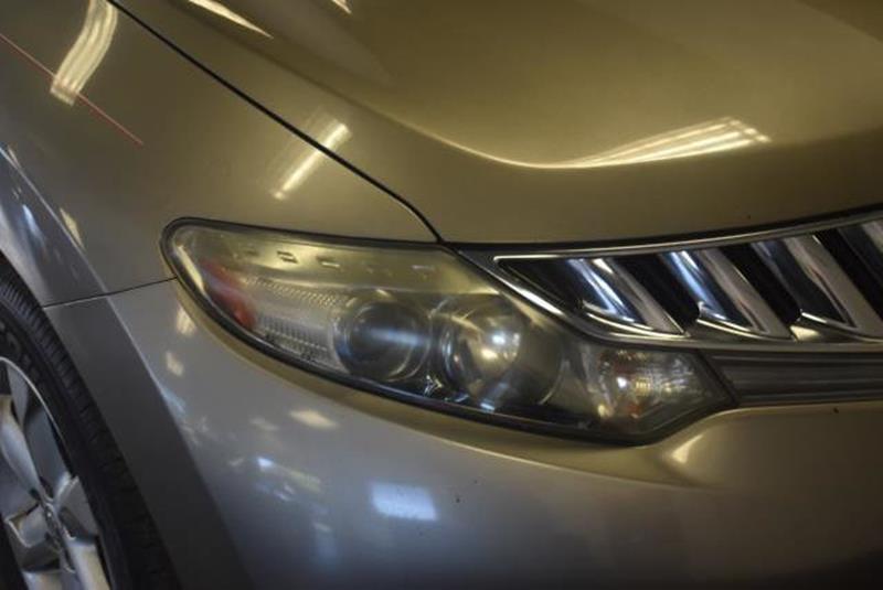 2010 Nissan Murano 6