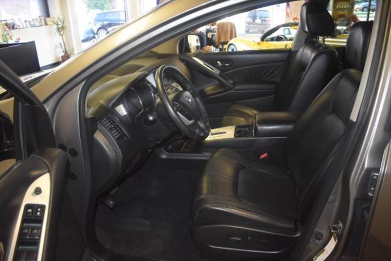 2010 Nissan Murano 11