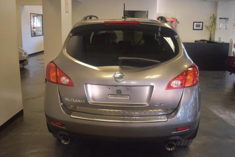 2010 Nissan Murano 8