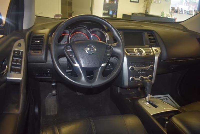 2010 Nissan Murano 13
