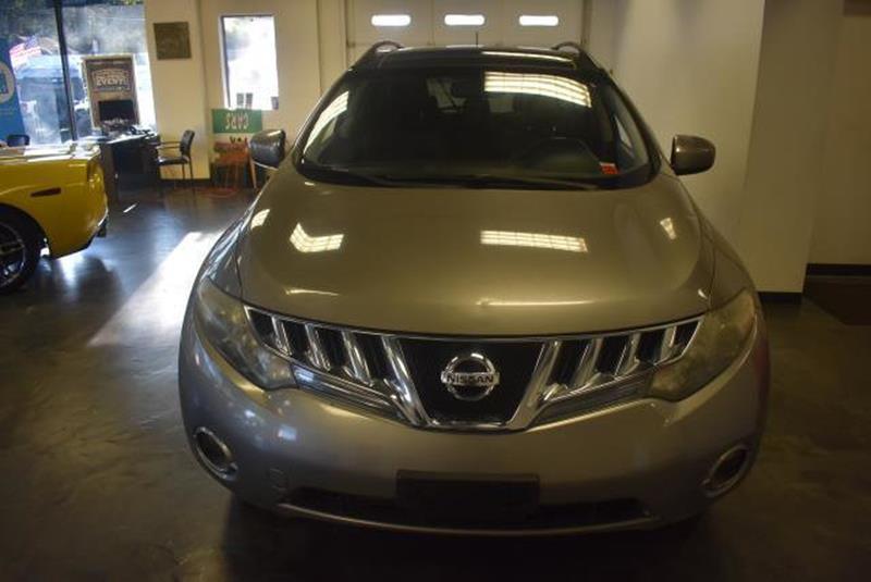 2010 Nissan Murano 5