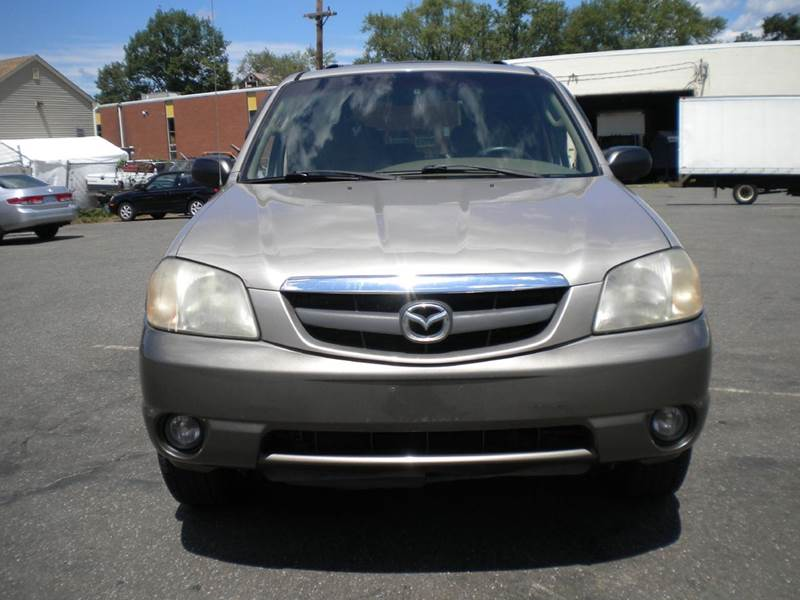 2002 Mazda 626 for sale at Lee Motor Sales Inc. in Hartford CT