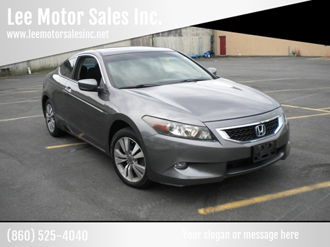 2010 Honda Accord for sale in Hartford, CT