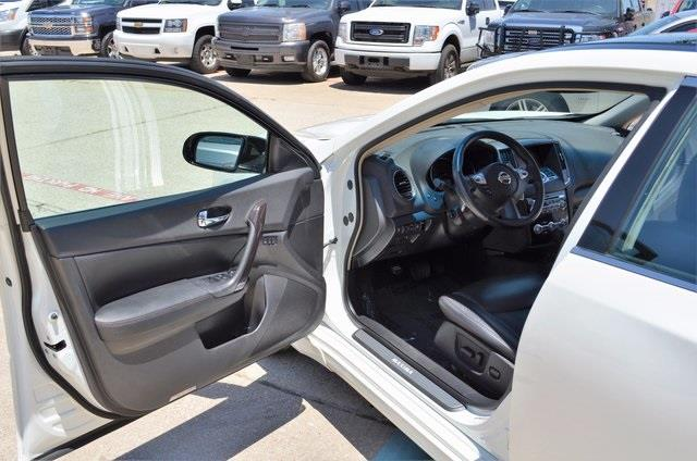2014 Nissan Maxima for sale at LAKESIDE MOTORS, INC. in Sachse TX