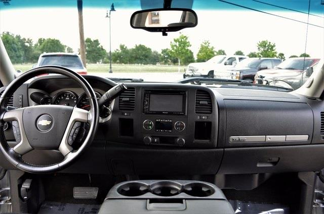 2012 Chevrolet Silverado 1500 for sale at LAKESIDE MOTORS, INC. in Sachse TX