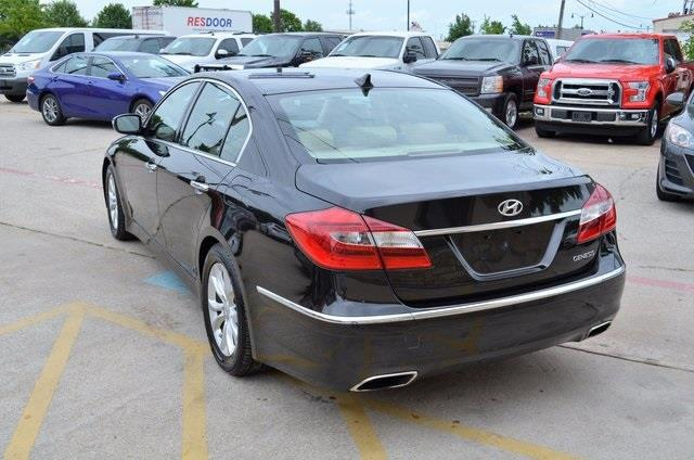 2013 Hyundai Genesis for sale at LAKESIDE MOTORS, INC. in Sachse TX