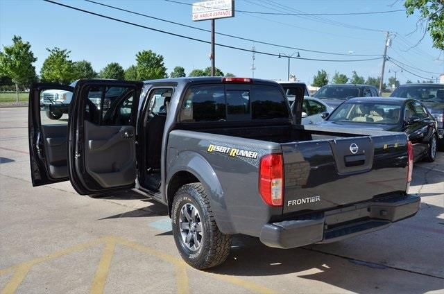 2015 Nissan Frontier for sale at LAKESIDE MOTORS, INC. in Sachse TX