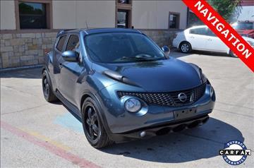 2012 Nissan JUKE for sale at LAKESIDE MOTORS, INC. in Sachse TX