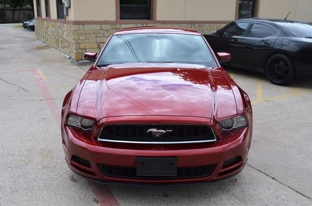 2014 Ford Mustang for sale at LAKESIDE MOTORS, INC. in Sachse TX