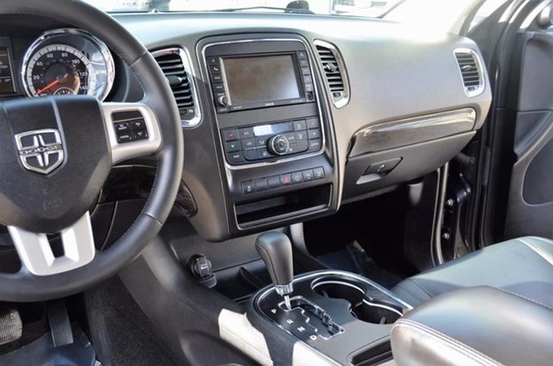 2013 Dodge Durango for sale at LAKESIDE MOTORS, INC. in Sachse TX