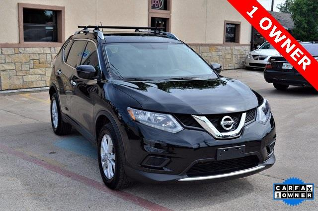 2016 Nissan Rogue for sale at LAKESIDE MOTORS, INC. in Sachse TX