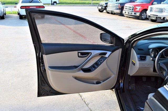 2016 Hyundai Elantra for sale at LAKESIDE MOTORS, INC. in Sachse TX