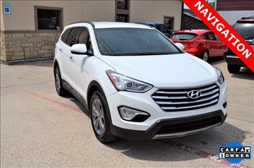 2013 Hyundai Santa Fe for sale at LAKESIDE MOTORS, INC. in Sachse TX