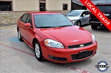 2011 Chevrolet Impala for sale at LAKESIDE MOTORS, INC. in Sachse TX