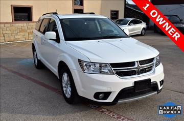 2016 Dodge Journey for sale at LAKESIDE MOTORS, INC. in Sachse TX