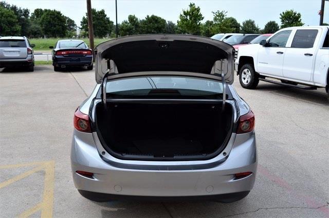2016 Mazda MAZDA3 for sale at LAKESIDE MOTORS, INC. in Sachse TX