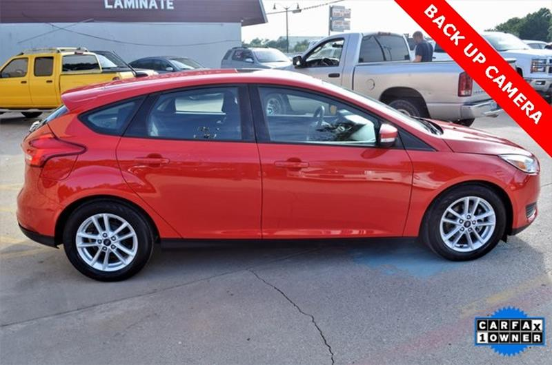 2016 Ford Focus for sale at LAKESIDE MOTORS, INC. in Sachse TX