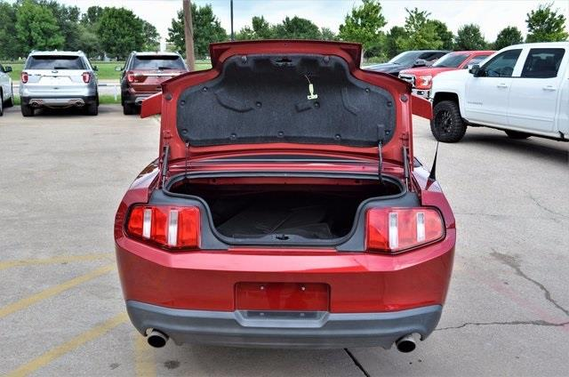 2010 Ford Mustang for sale at LAKESIDE MOTORS, INC. in Sachse TX