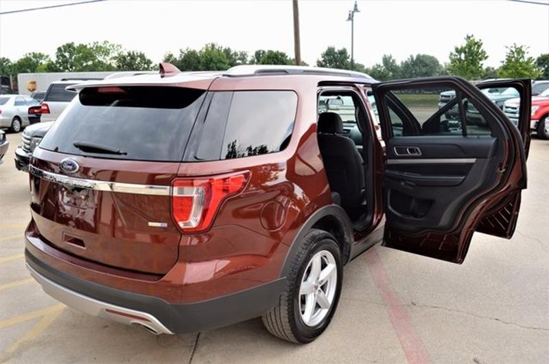 2016 Ford Explorer for sale at LAKESIDE MOTORS, INC. in Sachse TX