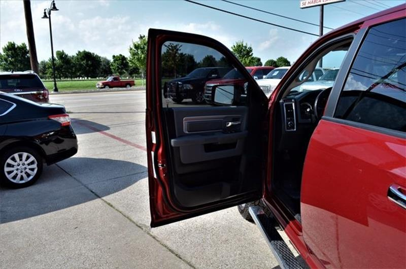 2014 RAM Ram Pickup 1500 for sale at LAKESIDE MOTORS, INC. in Sachse TX