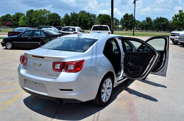 2016 Chevrolet Malibu Limited for sale at LAKESIDE MOTORS, INC. in Sachse TX