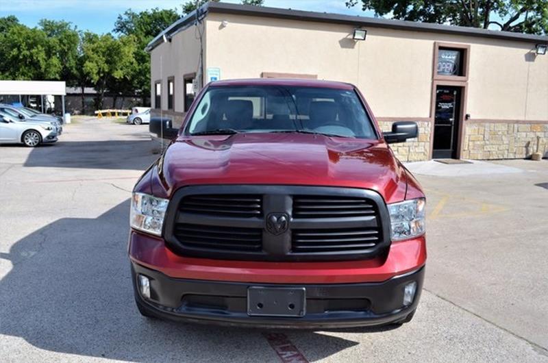 2013 RAM Ram Pickup 1500 for sale at LAKESIDE MOTORS, INC. in Sachse TX