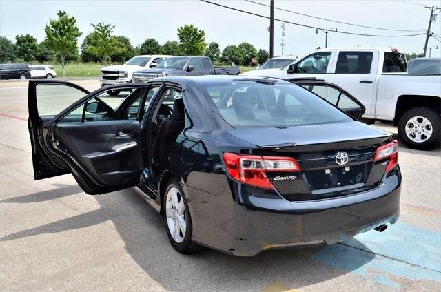 2014 Toyota Camry for sale at LAKESIDE MOTORS, INC. in Sachse TX