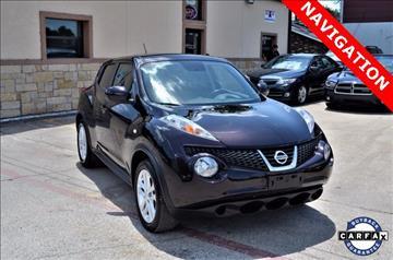 2014 Nissan JUKE for sale at LAKESIDE MOTORS, INC. in Sachse TX