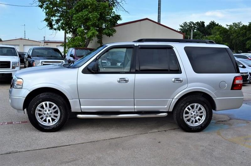 2012 Ford Expedition for sale at LAKESIDE MOTORS, INC. in Sachse TX